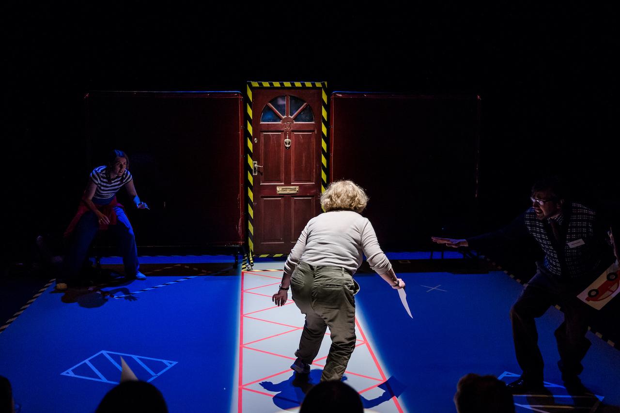 Something Terrible Might Happen- Uncanny Theatre