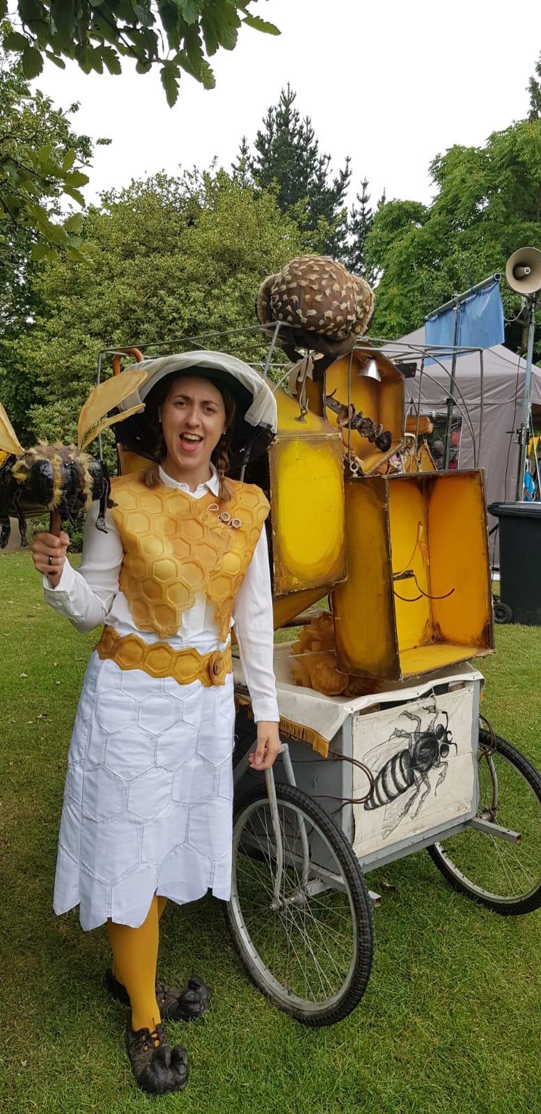 Pif Paf Bee Cart